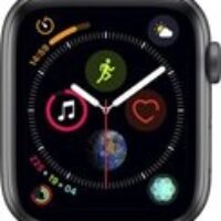 20210914-Apple Watch Series 4 Zwart